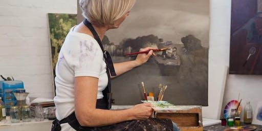 Watercolour Course: Winter Session