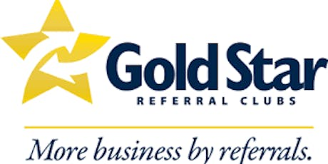 Gold Star Referral Clubs Meeting (CARMEL) tickets