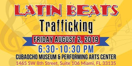 Latin Beats Trafficking - Not On Our Watch Collaborative 2019 Kick-Off tickets