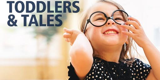 Toddlers and Tales 19th July