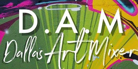 Dallas Art Mixer tickets