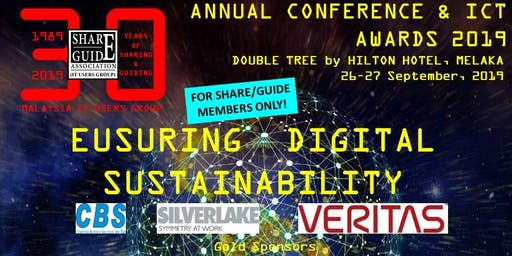 2019 SHARE/GUIDE ANNUAL CONFERENCE & ICT AWARDS