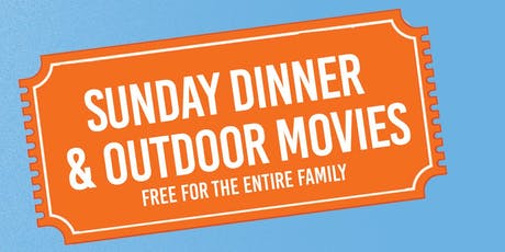 Porchfest DC presents...Sunday Dinner & Outdoor Movie Night tickets