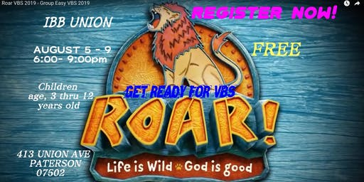 FREE VACATION BIBLE SCHOOL