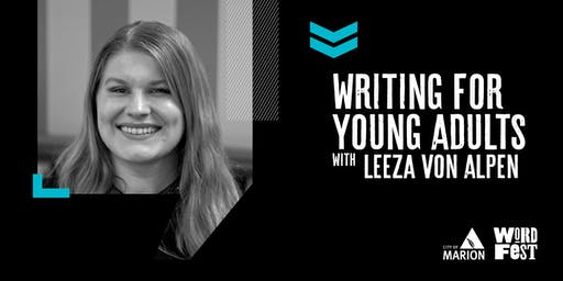 Writing for Young Adults Workshop at WordFest