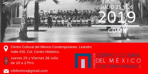 Computational Law + Blockchain Festival CDMX 2019
