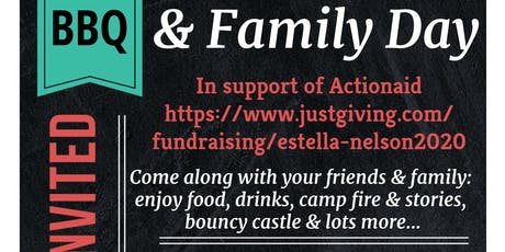 Summer BBQ and Family Fun Day tickets