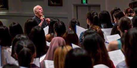World Music Choir & Shakuhachi Ensemble Spring Concert tickets