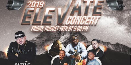 Elevate '19 Concert Featuring Bizzle tickets