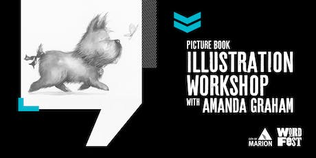 Picture Book Illustration Workshop at WordFest tickets