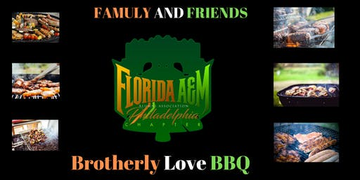 Famuly and Friends Brotherly Love BBQ