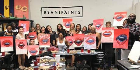Friday Night: BYOB (Bring Your Own Bottle) Paint + Sip with @YaniPaints tickets