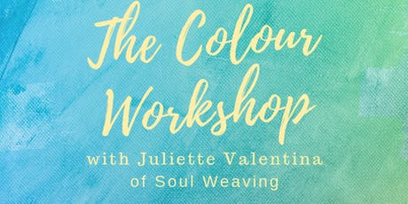 The Colour Workshop!  in Wollongong tickets