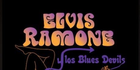 CONCURSO DE BANDAS/Elvis Ramone y los Blues Devils  entradas