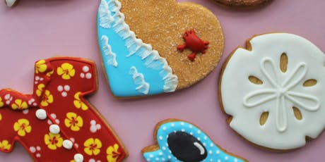 Summer Cookie Class: Life's a Beach! tickets