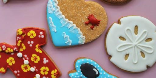 Summer Cookie Class: Life's a Beach!