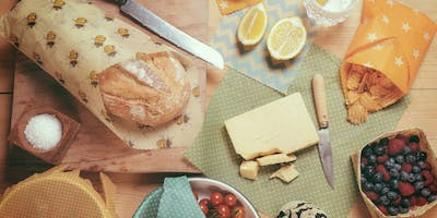 Beeswax wrap making class - Saturday 21st September