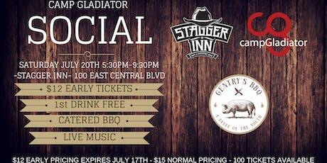 4th Annual CG Stagger Inn Social! tickets