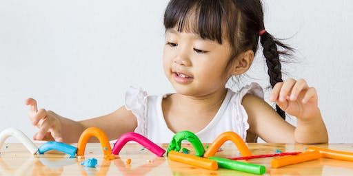 Tiny Tots Art Classes for Toddlers