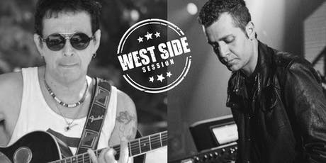 WEST SIDE SESSIONS ft. GARDELLINI &  entradas