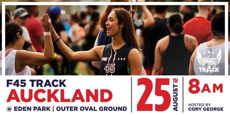 F45 TRACK AUCKLAND 2019 tickets