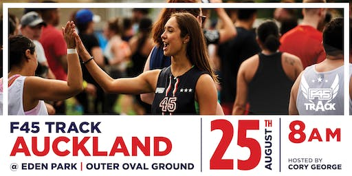F45 TRACK AUCKLAND 2019