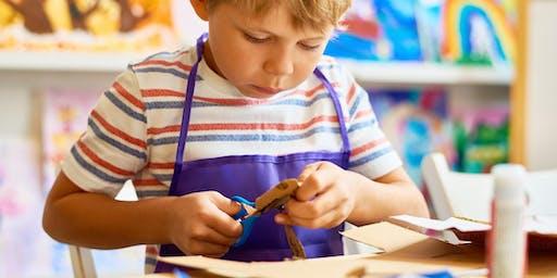 Children's Wednesday Art Club