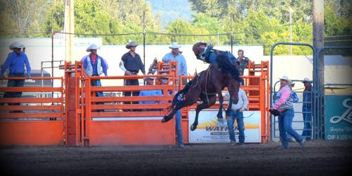 Thunder Mountain Pro Rodeo Saturday 7.27.19 Performance