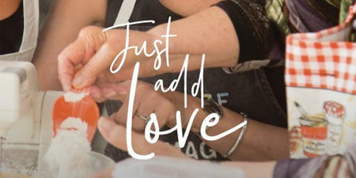 Author Event: Just Add Love with Irris Makler