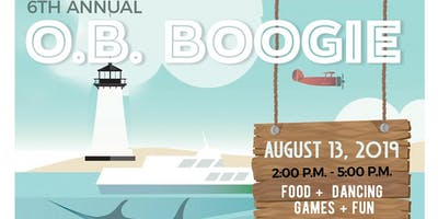 O.B. Boogie 6th Annual Family Day Party on Martha's Vineyard