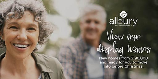 Albury - Final home designs viewing