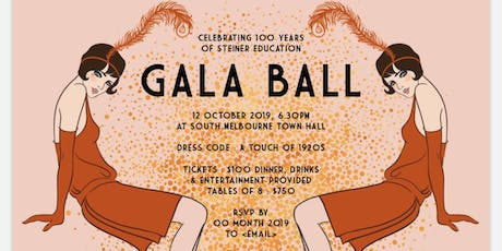 Steiner Gala Ball tickets