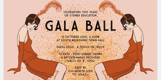 Steiner Gala Ball