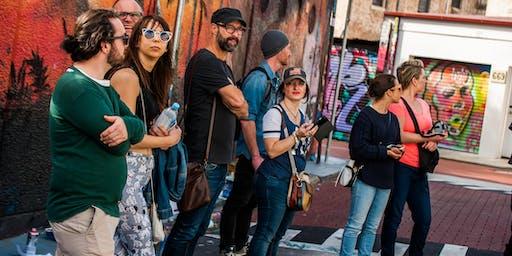 Street Art Walking Tour - Creative Trails