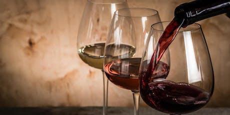 An Evening of Wine & Paella tickets