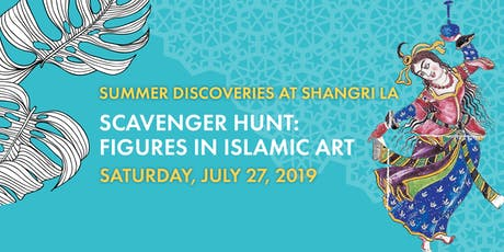 Scavenger Hunt: Figures in Islamic Art tickets