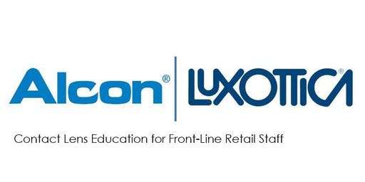 Luxottica Exclusive Contact Lens Education for Retail Staff