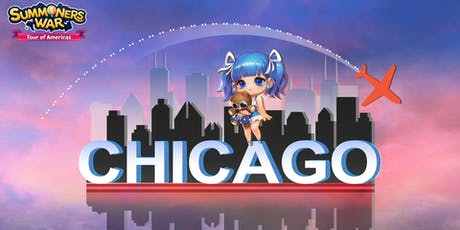 Summoners War: Tour of Americas Chicago Meetup @ Gaslight Bar & Grille tickets
