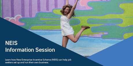 New Business Assistance with NEIS -  Information Session  tickets
