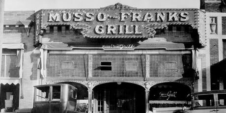 Old Hollywood Walking Tour - Musso & Frank Tribute tickets