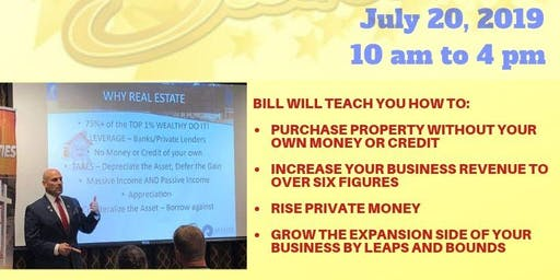 Learn How to Get Started in Real Estate Investing; Take Your Business to the Next Level