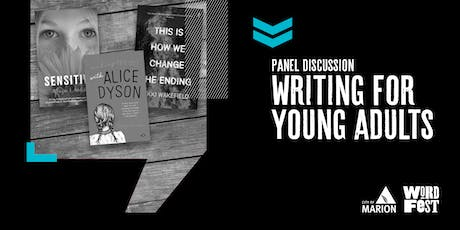 Writing for Young Adults: An All-Star Panel Discussion with Poppy Nwosu, Vikki Wakefield & Allayne Webster at WordFest tickets