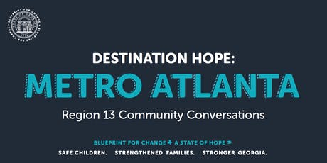Community Conversations: Clayton County Meeting with Foster Parents (Public and Private) tickets