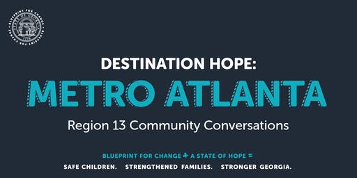 Community Conversations: Clayton County Meeting with Foster Parents (Public and Private)