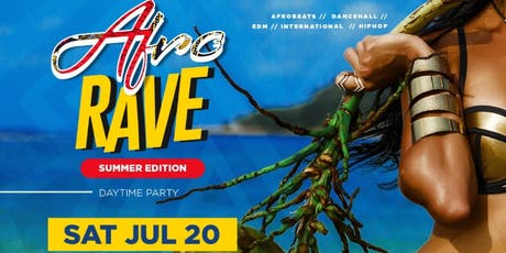 AFRORAVE SUMMER EDITION tickets