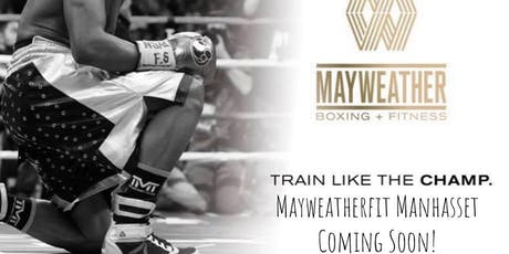 **PRESALE Mayweather Boxing + Fit Membership tickets