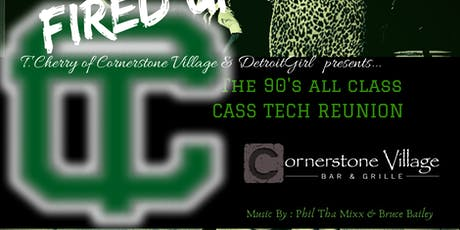 FIRED UP!  The CT All 90s Day party tickets