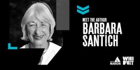 Meet the Author: Barbara Santich 'Wild Asparagus, Wild Strawberries' at WordFest tickets