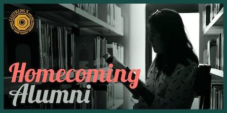 Homecoming Alumni tickets
