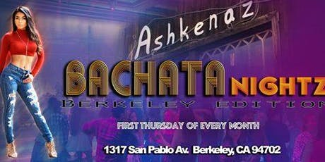 Bachata Nightz plus Dance Lesson with Kathy Reyes tickets